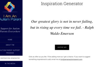Single-Page Applications - Inspiration Generator