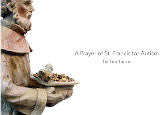 HTML5 Example - A Prayer of St Francis for Autism